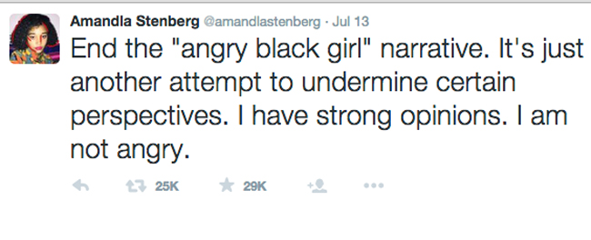 Amandla Stenberg tweet copy