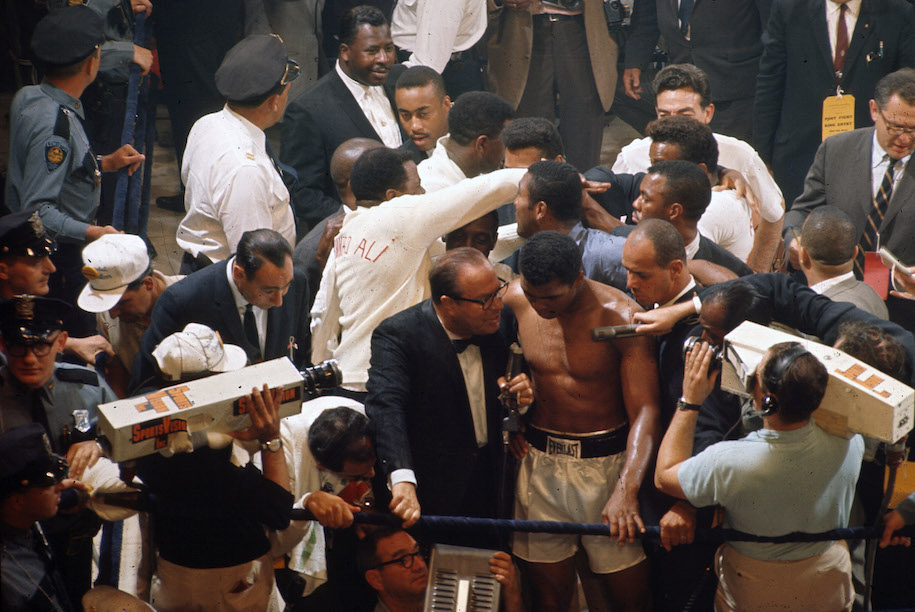 Muhammad Ali Vs Sonny Liston II Most Iconic KO Happened 51 Years Ago