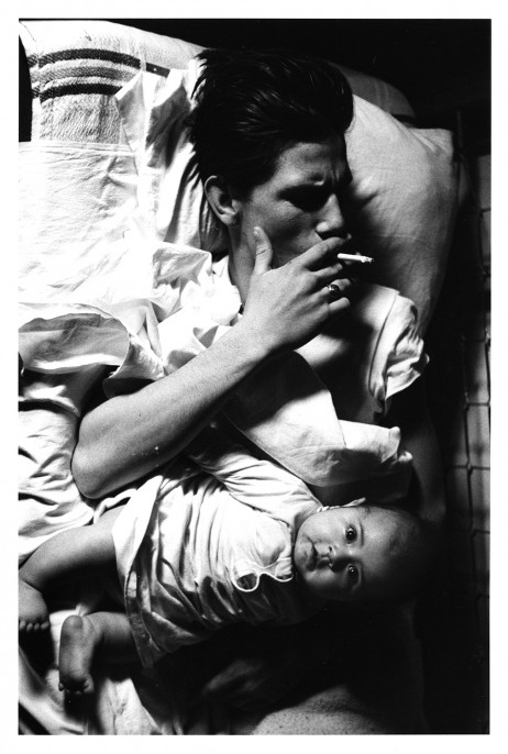 """Larry Clark, Untitled, 1963, from the series """"Tulsa,"""" 1963-71"""