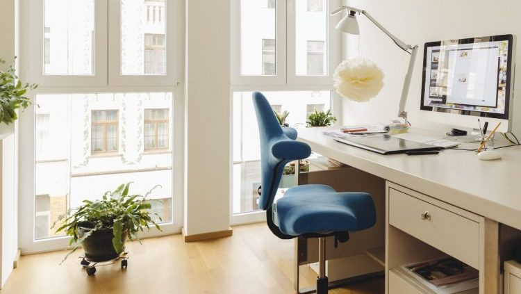 How To Decorate Your Home Office Like A Boss