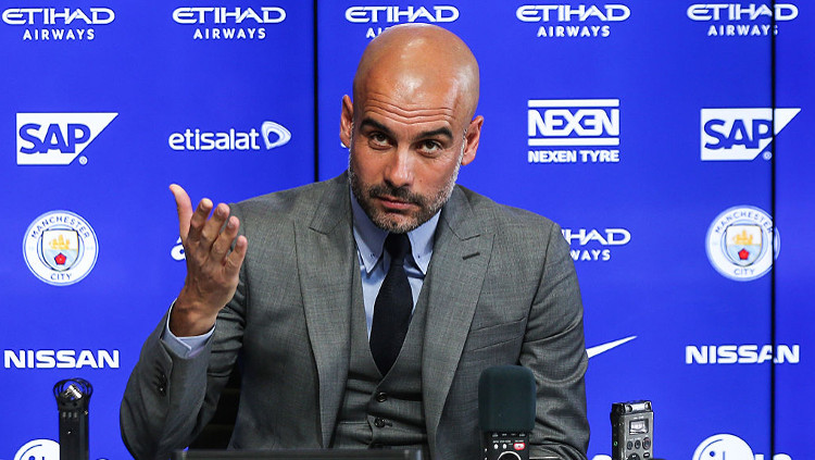 Image result for guardiola interview