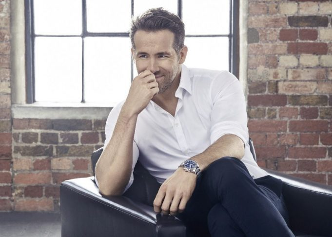 Piaget Polo S as worn by Ryan Reynolds. Photo Courtesy of Piaget.