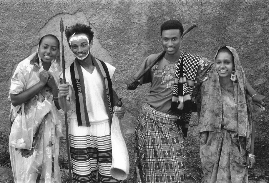 Couples, Addis Ababa, 2010