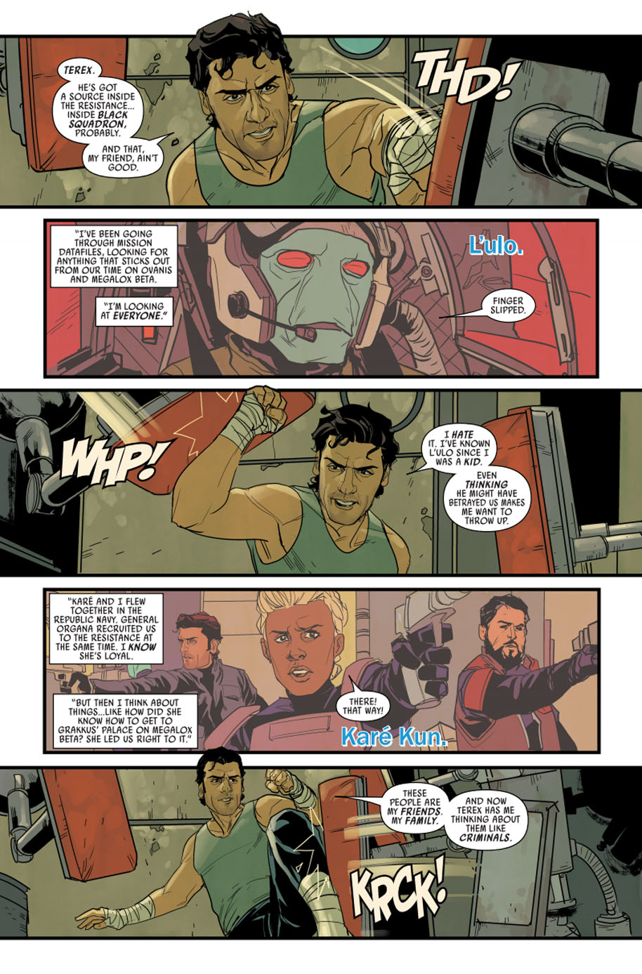 Star Wars Poe Dameron 8 page 2