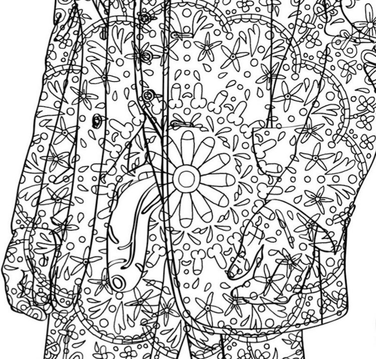 penis coloring pages - photo#7