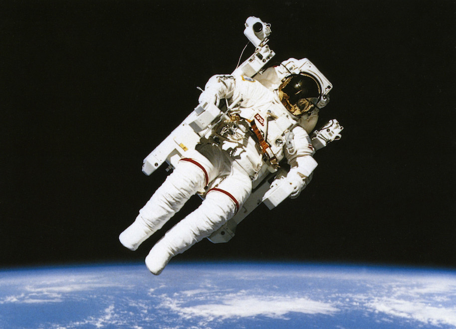 the creepiest things to happen to astronauts in space