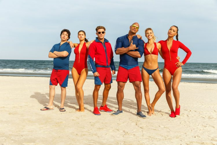 New Comedy Movies - Baywatch