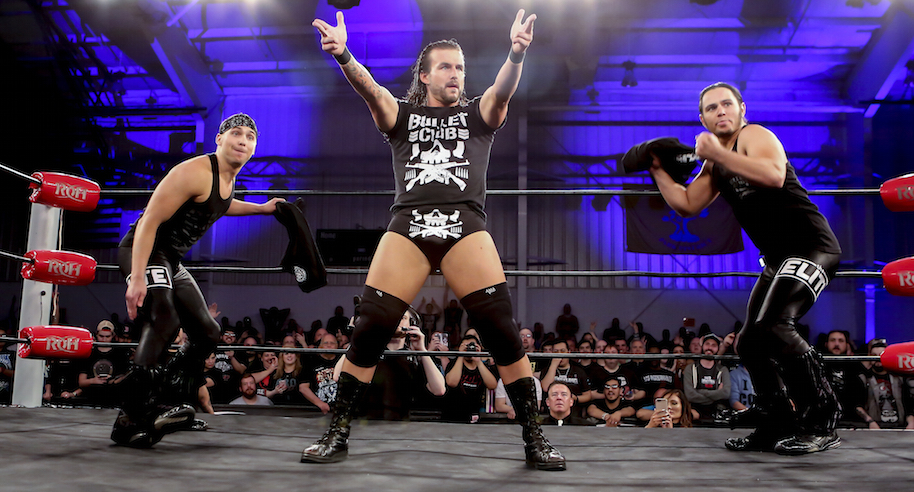 Adam Cole 8a Photo Credit RING OF HONOR Ricky Havlik