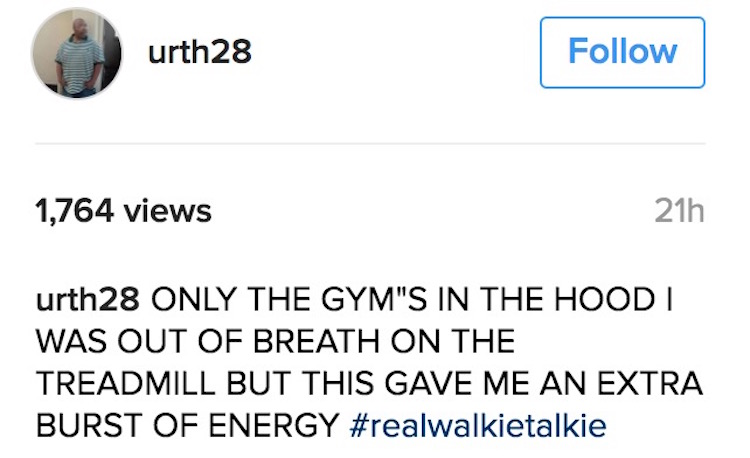 woman strips naked at gym2
