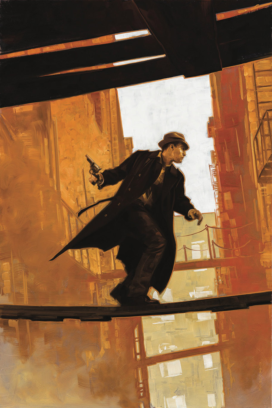 Joe Golem Occult Detective The Outer Dark 1 cover