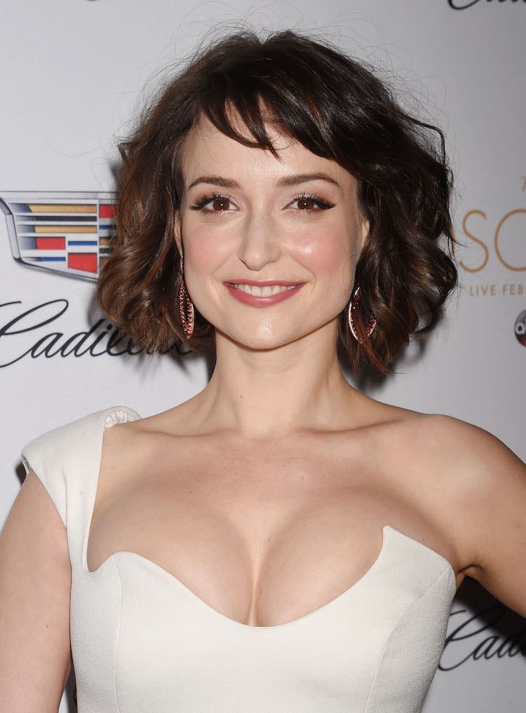 Milana Vayntrub From Those AT&T Commercials And Her Rack