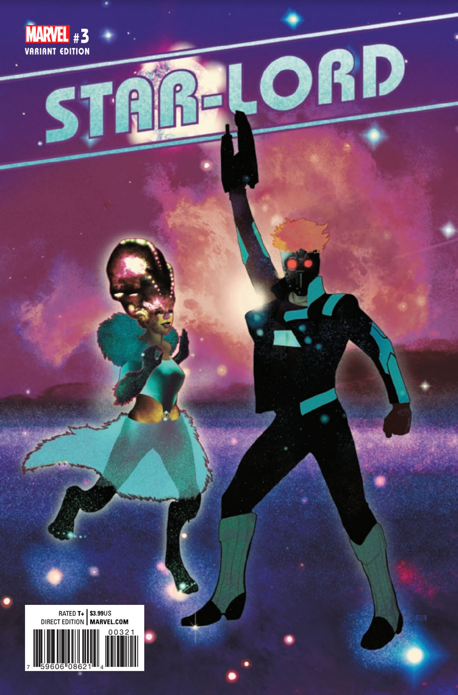 Star-Lord 3 variant cover