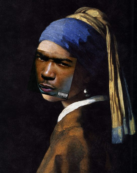 R.U.L.E. by Ja Rule + Girl with a Pearl Earring by Johannes Vermeer