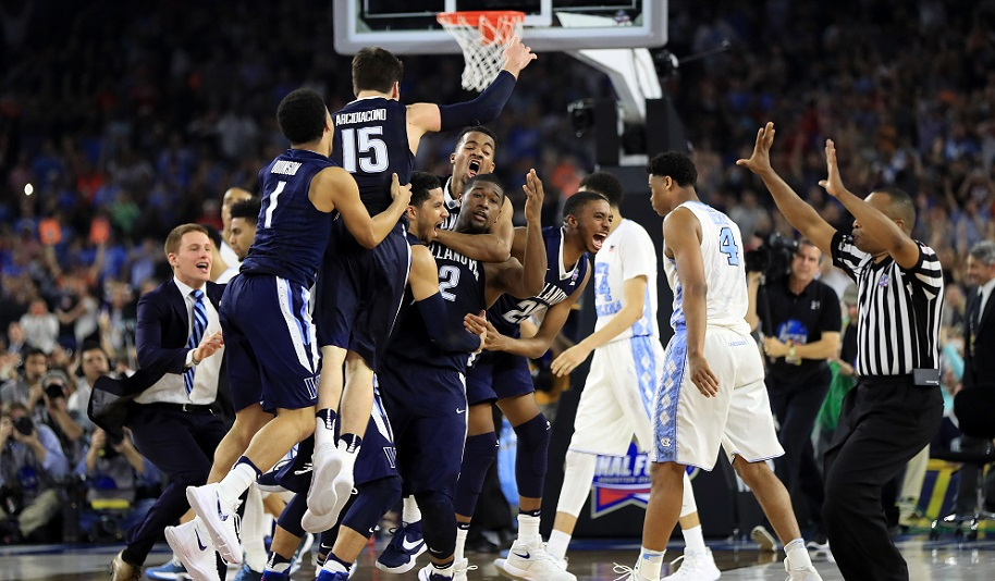 Villanova set a new record for wins by a defending NCAA champion entering the tournament. They very well could repeat as champs.