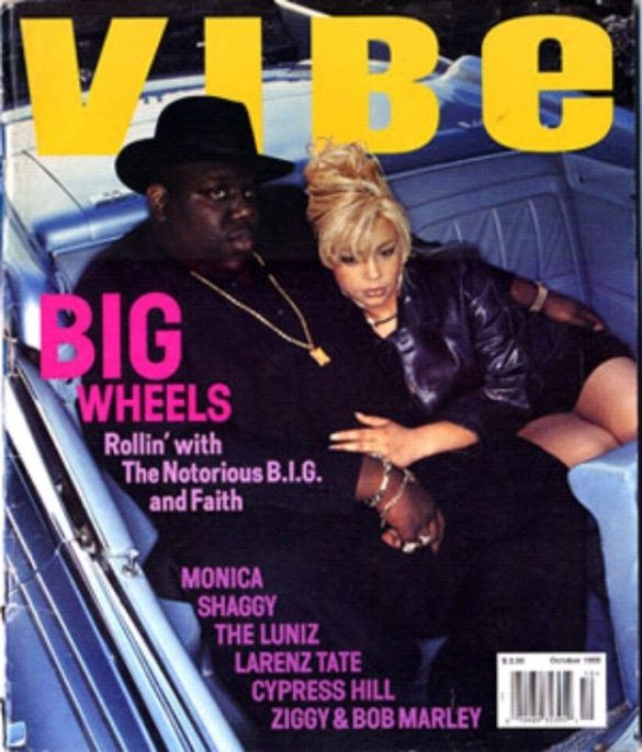 The Notorious B.I.G. and Faith Evans (October 1995)