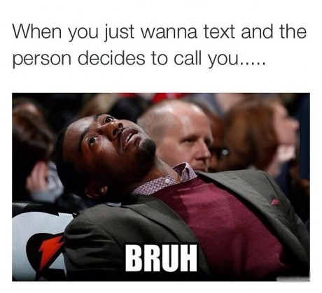 text call face reaction bruh meme the best collection craveonline