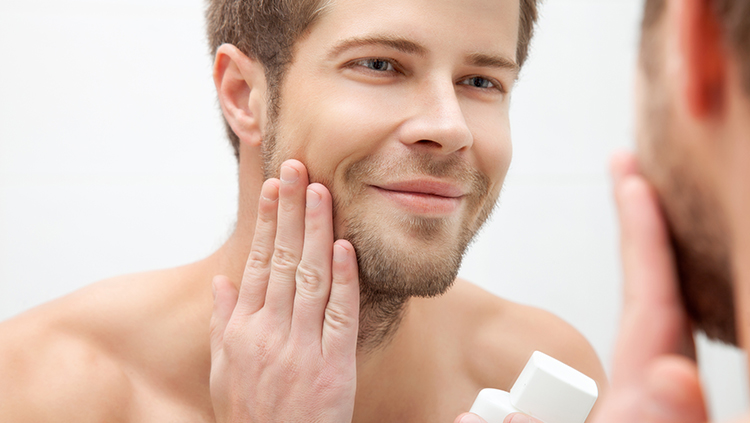 What does aftershave do to your skin?