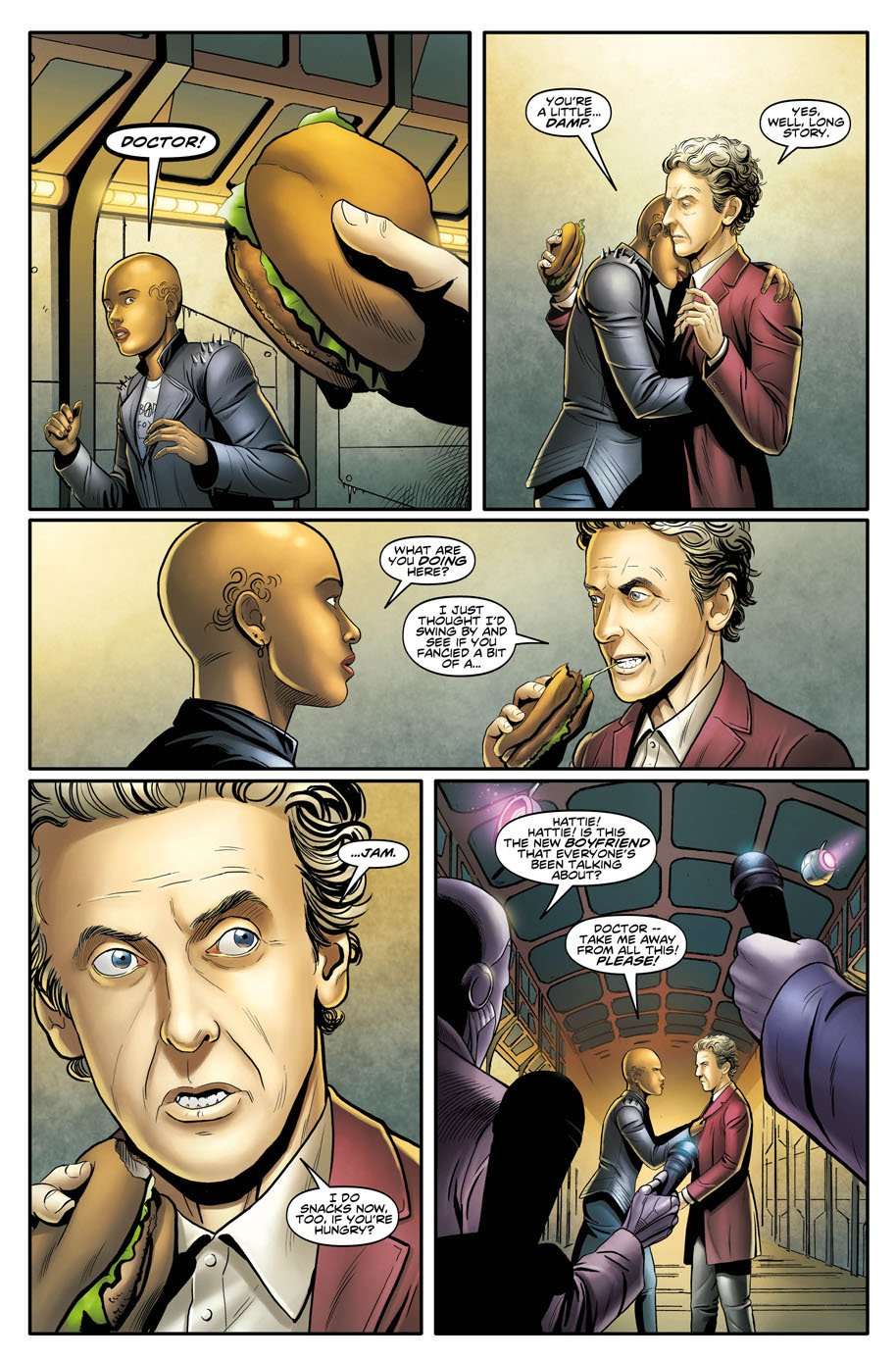 Doctor Who Twelfth Doctor Year Three 1 Page 4