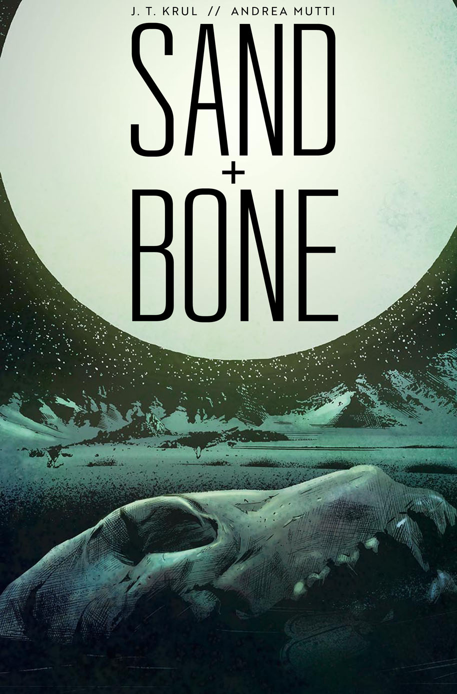Sand and Bone cover