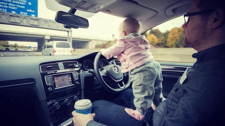 dad photoshops daughter dangerous situations