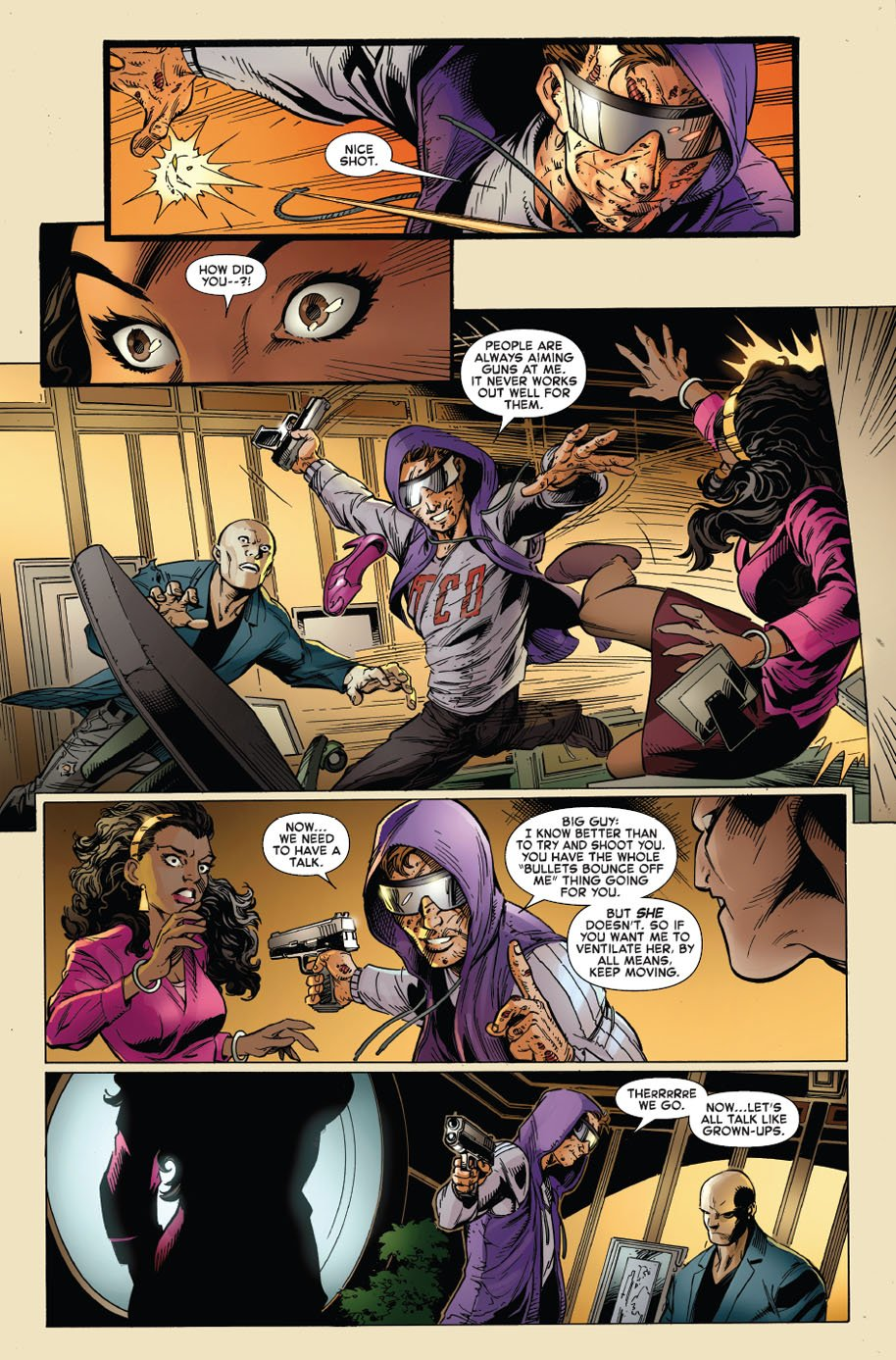 Scarlet Spider 2 page 2