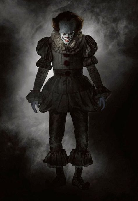 "Promotional still from ""It"""