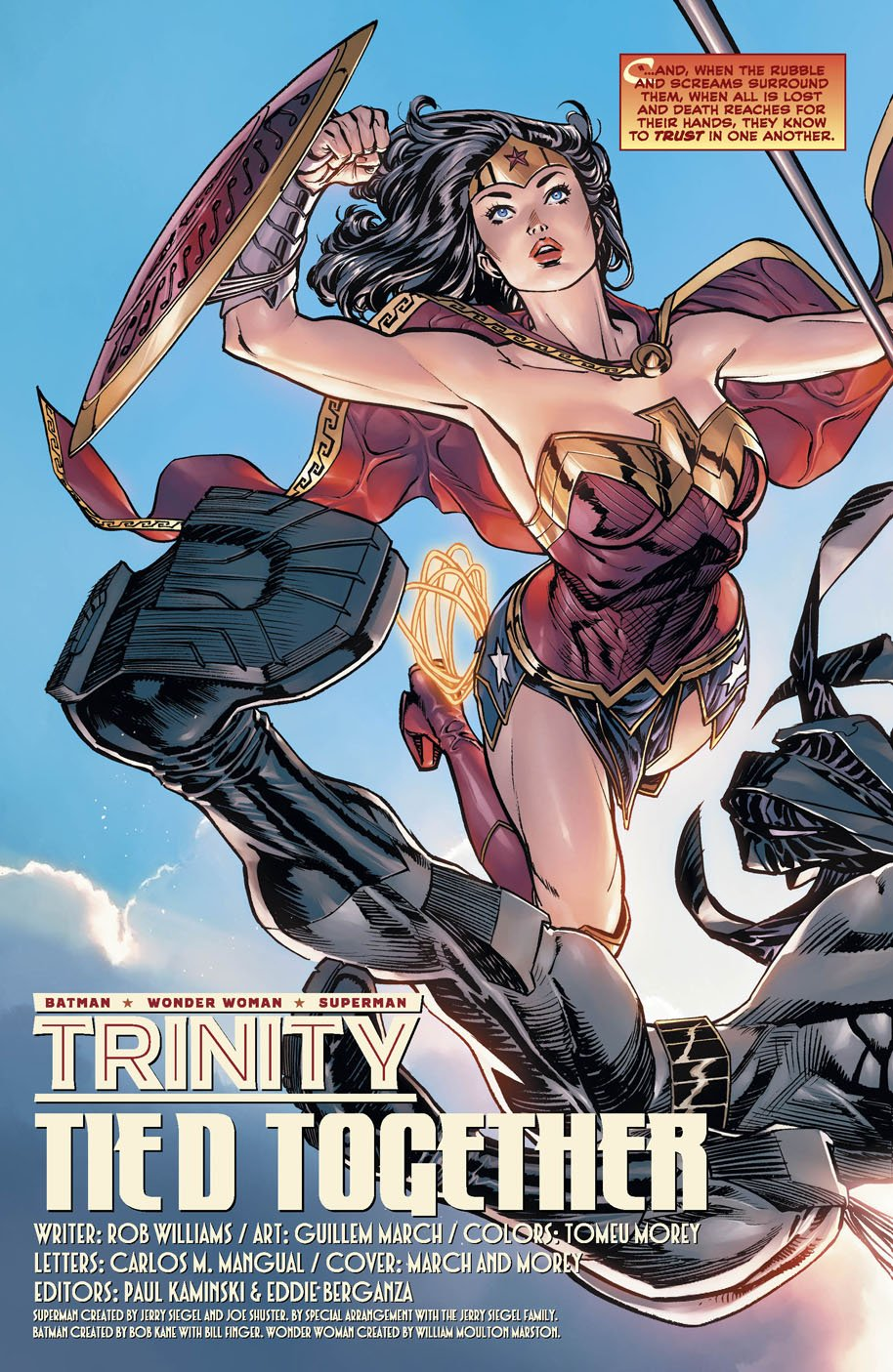 Trinity Annual 1 page 2