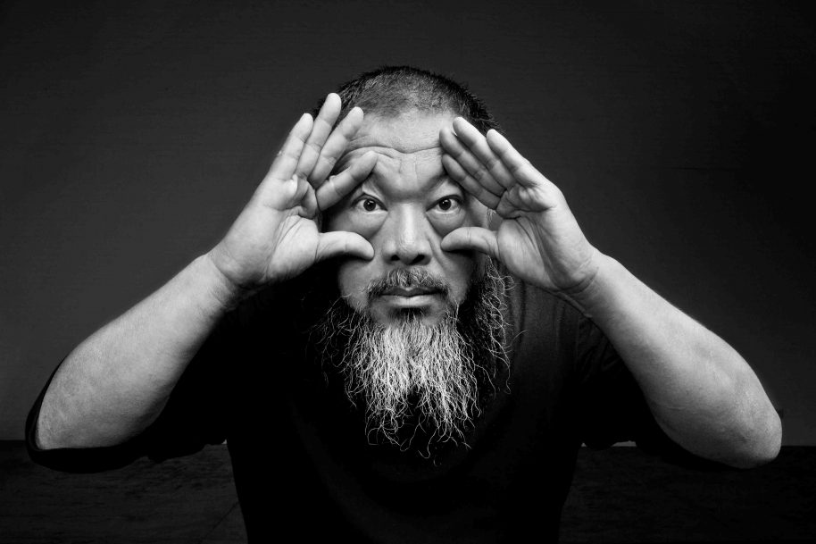 Ai Weiwei, courtesy of Studio