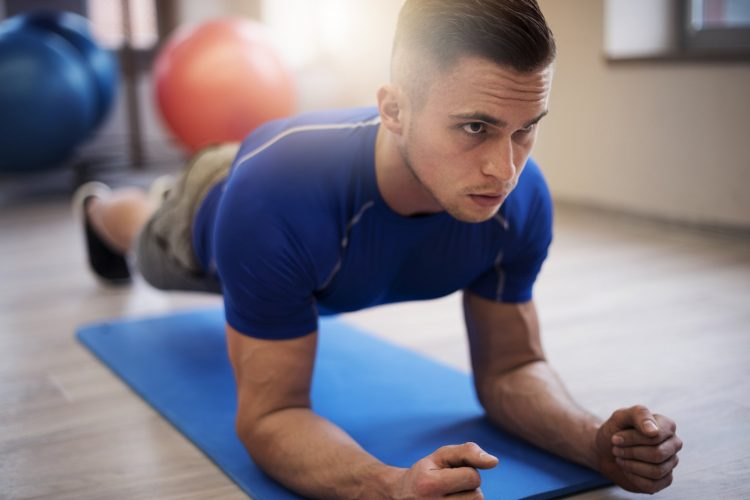 Top 5 core exercises for men