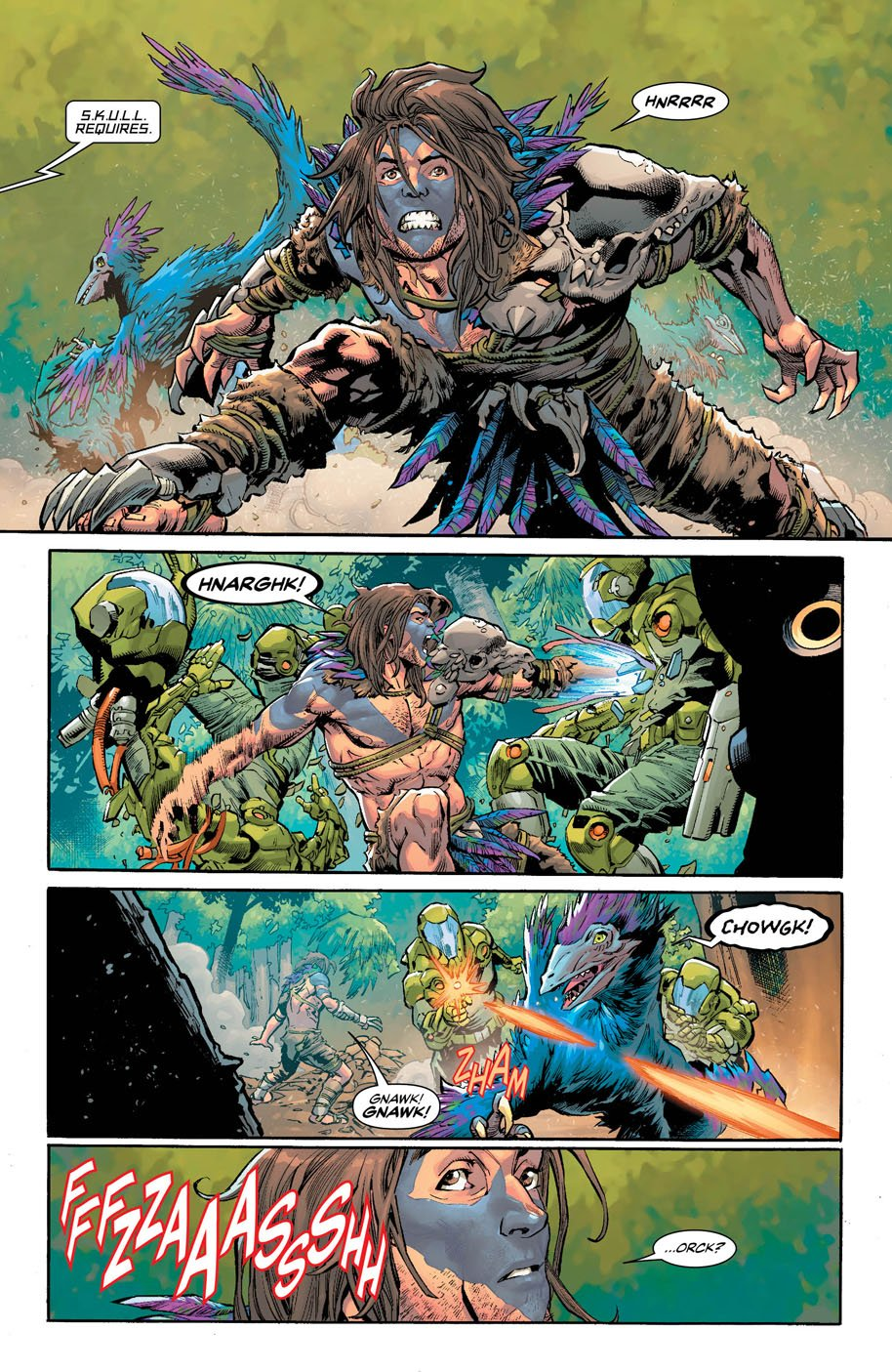 Justice League of America 8 page 3