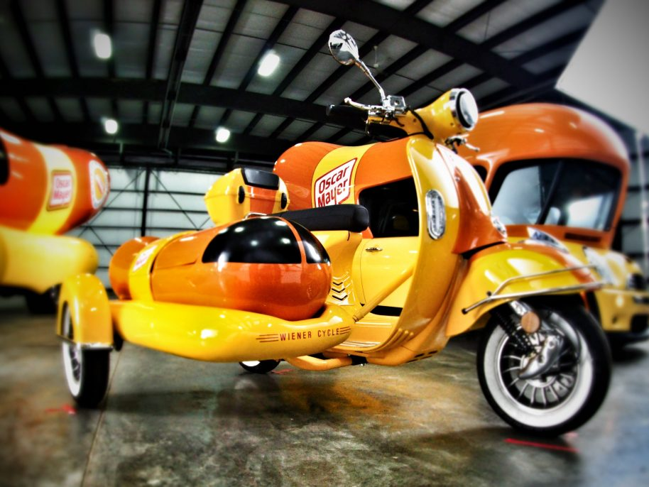 Oscar Mayer WienerCycle