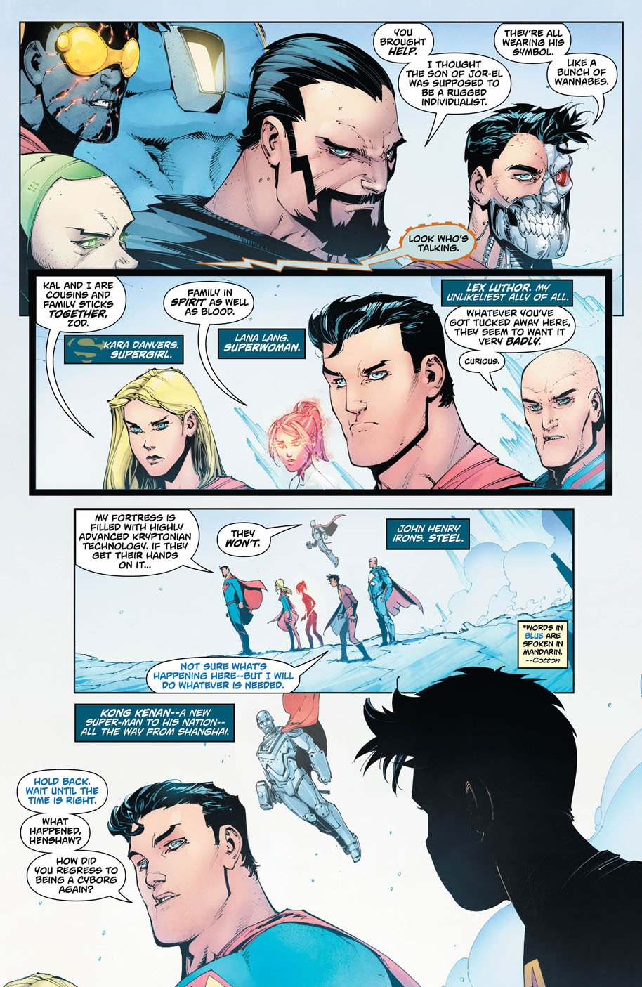 Action Comics 983 page 4