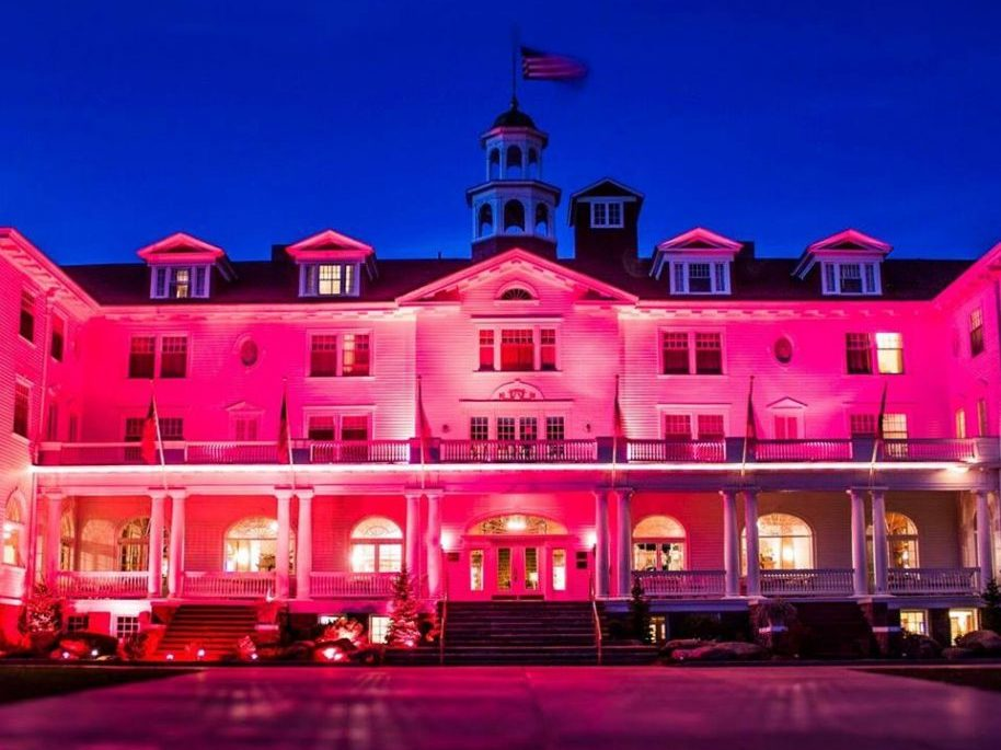 Photo: The Stanley Hotel on Facebook.