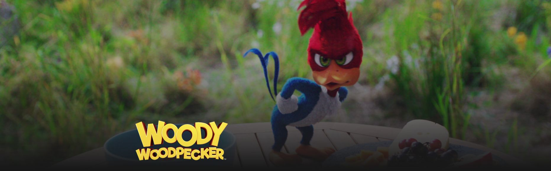 Woody Woodpecker movie 2017