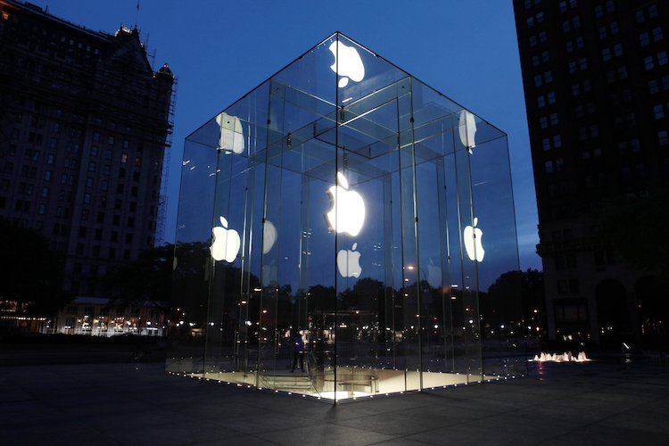 Police Get Calls From People Running Into Apples Glass Walls