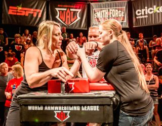 The Best Female Arm Wrestlers In the World Are Coming To Your TV
