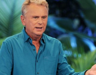 What Pat Sajak Is Really Thinking While Hosting 'Wheel Of Fortune'