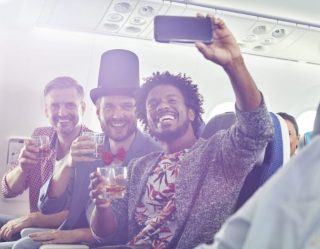 How To Drink On An Airplane Like A Pro