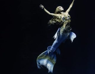Yes, 'Professional Mermaid' Is A Career Option