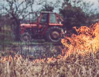 Hate Weeds? Follow These Farmers' Lead And Buy A Giant Flamethrower