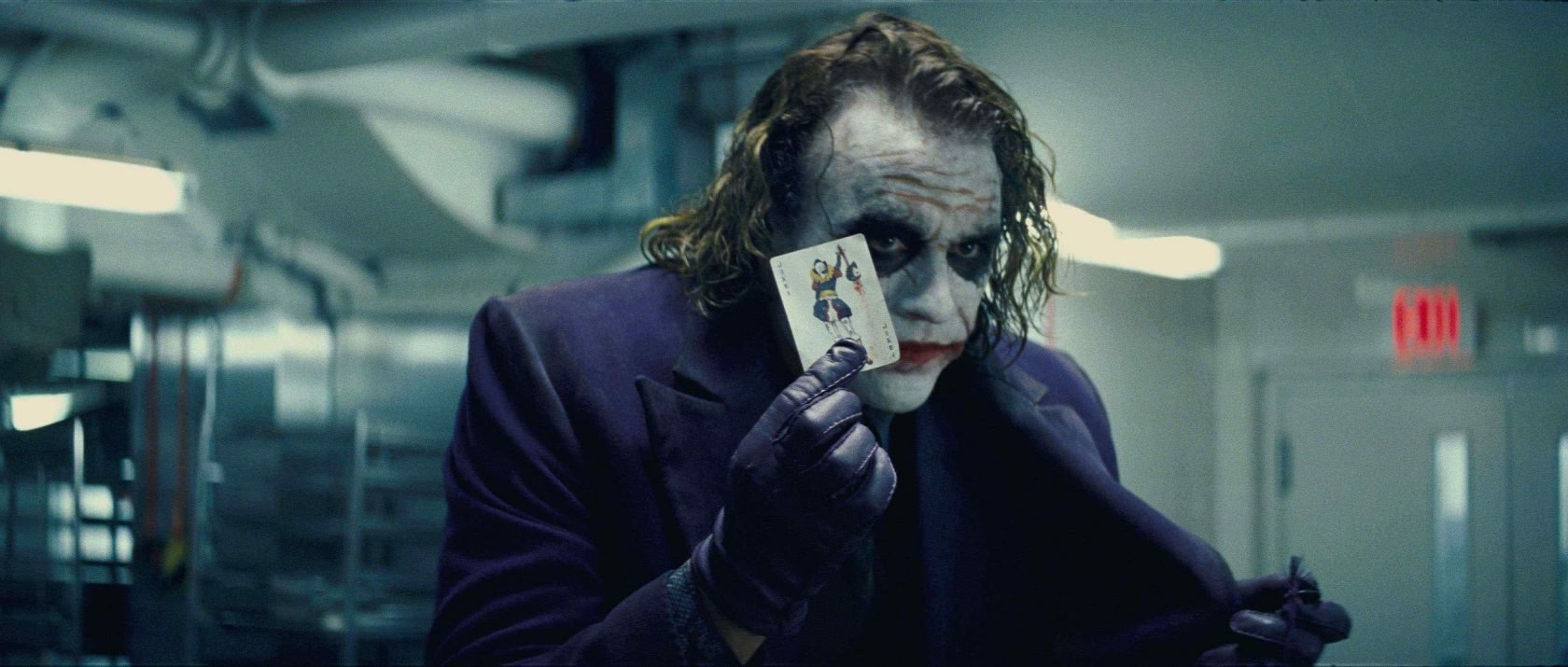 summer movies ranked, the dark knight 2008
