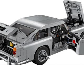 Must See: Lego Releases Their First James Bond-Themed Kit