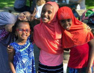 Non-profit camp introduces youth and families to the wilderness