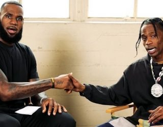 Watch | Travis Scott and LeBron James Talk NBA 2K19 Soundtrack