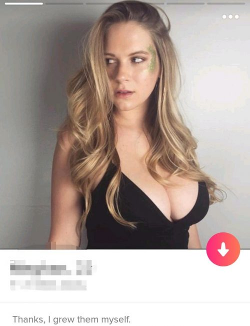 Sexy Tinder girls