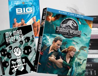 Binge & Buy: 'Jurassic World: Fallen Kingdom' Stomps Onto Blu-ray
