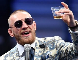 Irish MMA Fighter Conor McGregor Launches Whiskey Brand