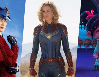 This Week in Trailers: Captain Marvel Flies Higher, Further, Faster