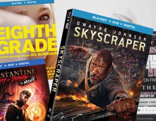 Binge & Buy: 'Skyscraper' Climbs to the Top of This Week's Releases