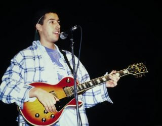 The Return of Old School Adam Sandler in New Netflix Special Gives Hope